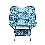 Portable en plein air petite chaise pliante chaise de camping pliante chaise de pêche légère chaise de plage (59 * 52 * 64)