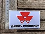ECUSSON PATCHES AUFNAHER TOPPA - MASSEY FERGUSON - THERMOCOLLANT
