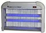 Electris Blanc Dinsectes UV 20 W Elkc288Nw (L X H X P) 39 X 29 X 9 cm Gris 1 PC