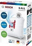 Bosch BBZ41FGALL Sacs Aspirateurs G ALL 5 L, Blanc