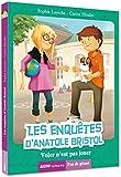 LES ENQUETES D'ANATOLE BRISTOL TOME 3- VOLER N'EST PAS JOUER (COLL PAS DE GEANT)
