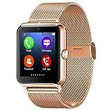 Regarder Téléphone CELINEZL Z50 Smart Watch, écran tactile IPS 1,54 pouces, carte SIM de soutien et carte TF, Bluetooth, GSM, appareil photo 0.3MP, podomètre, alarme sédentaire, moniteur de veille, GP