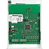 Bticino 4280 MyHome_Up Interface BUS Radio pour Alarme Intrusion pour Gérer Jusqu'à 64 Périphériques