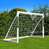FORZA But de Football PVC Imperméable avec Système de Verrouillage (Large Gamme de Tailles) (1,8m x 1,2m)
