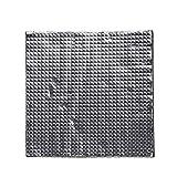 Zreal Tapis Chauffant d'isolation Tapis Thermique de Coton d'isolant Thermique de lit de Partie d'imprimante 5D pour Le lit d'aluminium de Protection Thermique