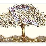 murando Papier peint intissé 300x210 cm Décoration Murale XXL Poster Tableaux Muraux Tapisserie Photo Trompe l'oeil Gustaw Klimt L''Arbre de vie l-A-0002-a-b '