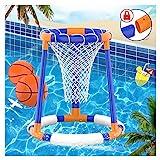 Piscine Enfant Exterieur Panier Basket,Jouet Gonflable Piscine Aire De Jeux Gonflable Balles Piscine A Balles,Jeu Piscine