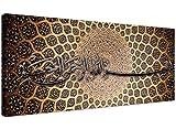 Bismillah–Toile moderne de calligraphie arabe islamique–120cm de large–1276–Wallfillers®