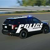 Speed Racing: voiture de police