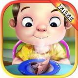 Cuisine pour les enfants cuisiner comme un chef : cuire les aliments les plus délicieux ! jeu de cuisine pour les enfants GRATUIT