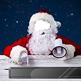 Père Noël Photo Montage