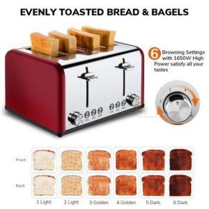 ▷ La meilleure collection de toasters à acheter en ligne - Le TOP 10 【2021】