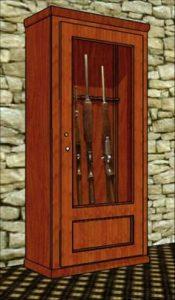 ▷ Compilation d'une armoire à fusil en bois à acheter en ligne - La plus demandée 【2021】