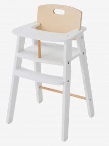 ▷ Chaise haute poupon bois vertbaudet disponible à l'achat en ligne - Favoris des clients 【2021】