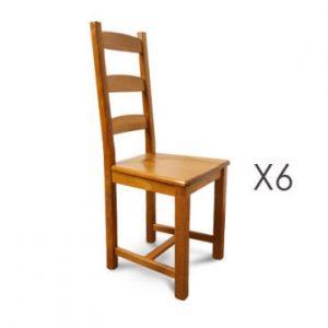 ▷ Commentaires de chaise en hetre massif conforama à acheter en ligne - Les 30 favoris 【2021】