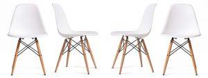 ▷ Commentaires de chaise scandinave transparente casa à Acheter en ligne - Favoris du client 【2021】