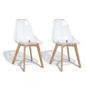 ▷ Commentaires de chaises transparentes gifi à Buy Online - Customer Favorites 【2021】