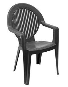 ▷ La meilleure liste de chaise grosfillex gris anthracite à acheter en ligne - Les 30 favoris 【2021】