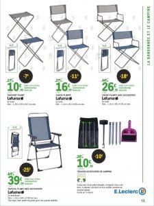 ▷ Liste des chaise de camping chez leclerc à acheter en ligne - Best Sellers 【2021】