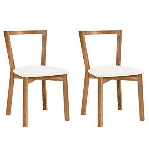 ▷ Meilleure liste de chaise chene massif blanchi à acheter en ligne - Favoris des clients 【2021】