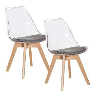 ▷ Meilleure liste de chaises transparentes casa à acheter en ligne - Le meilleur 【2021】