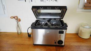 ▷ Avis et commentaires de friteuse silvercrest chez lidl to Buy Online - The 30 Favorites 【2021】