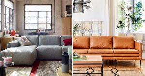 ▷ Canapé couleur terracotta disponible à l'achat en ligne - le top 20 【2021】