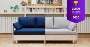 ▷ Commentaires de canapé convertible confortable pour sommeil à acheter en ligne - les 20 plus demandés 【2021】