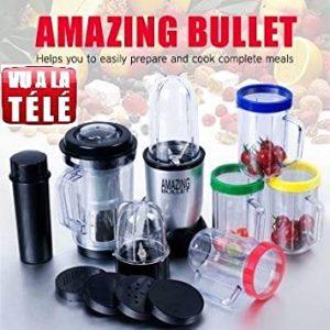 ▷ Commentaires de mixeur magic amazing bullet 21 pieces à acheter en ligne -【2021】