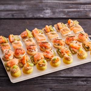 ▷ Liste des canapé blinis saumon parfum à acheter en ligne - les favoris 【2021】